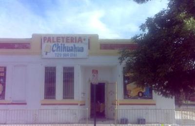 Paleteria Chihuahua 3701 W 1st Ave Denver Co 80219 Yp Com