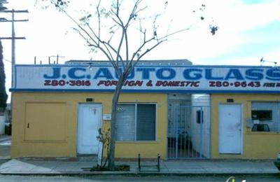 J C Auto Glass - San Diego, CA