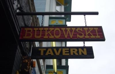Bukowski Tavern - Cambridge, MA