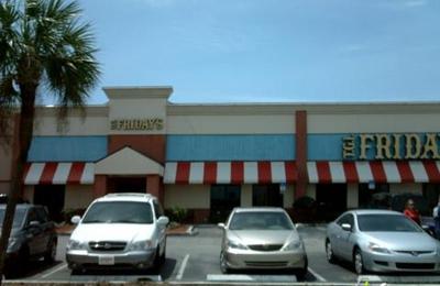 TGI Fridays - Tampa, FL