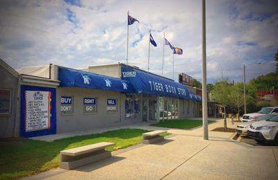Tiger Bookstore - Memphis, TN