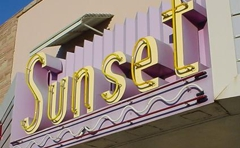 Sunset Theatre & Video
