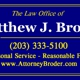 Matthew J Broder