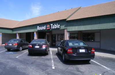 Round Table Pizza - Redwood City, CA