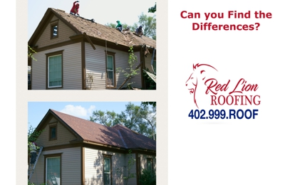 Red Lion Roofing - Lincoln, NE