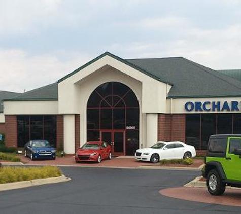 Orchard Chrysler Dodge Jeep Ram - Washington, MI
