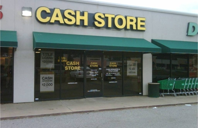 Cash Store - Marshall, TX