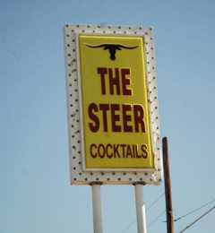 Bum Steer - San Antonio, TX