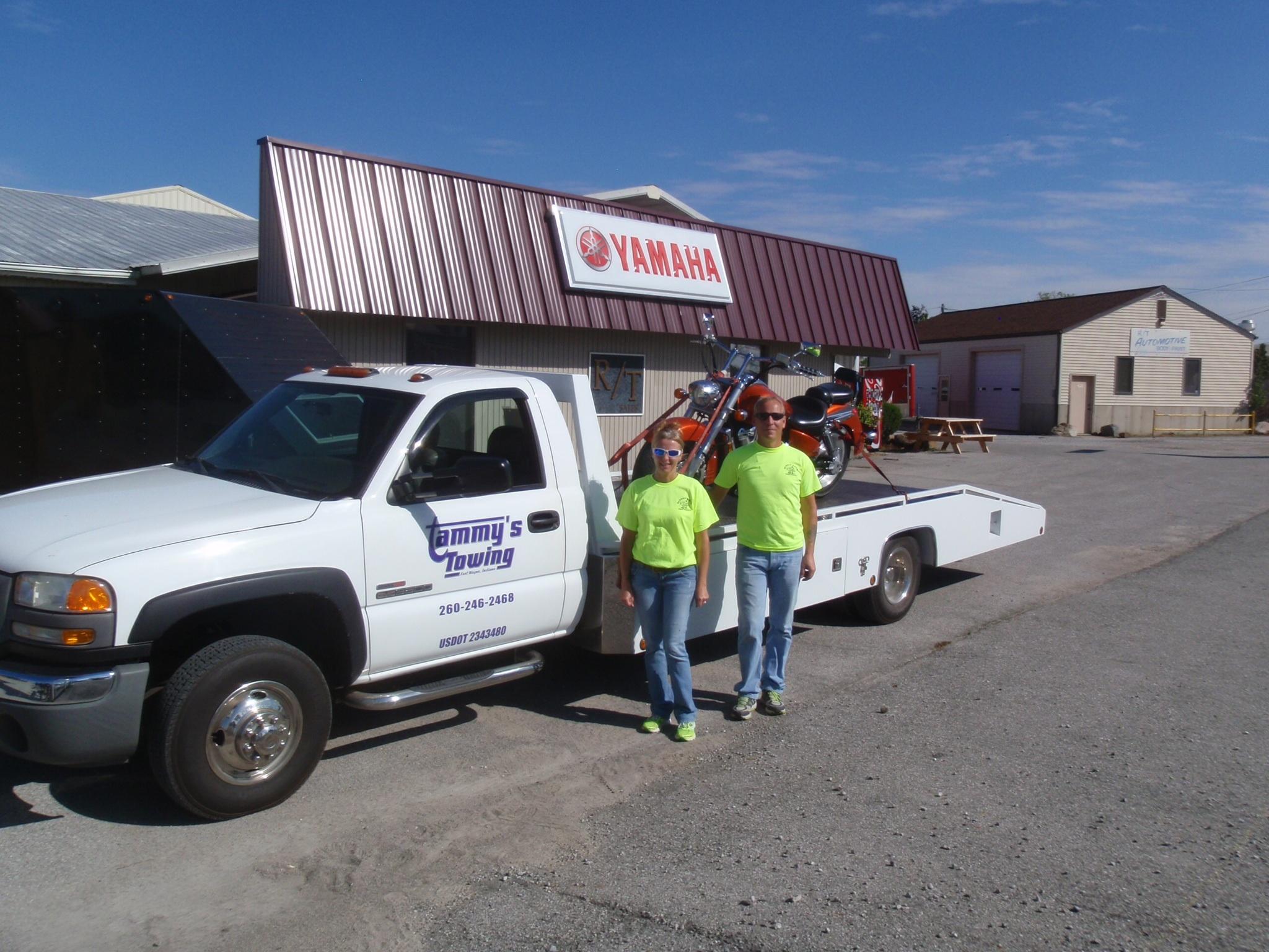 Tammy S Towing Fort Wayne 225 Dalman Ave Fort Wayne In