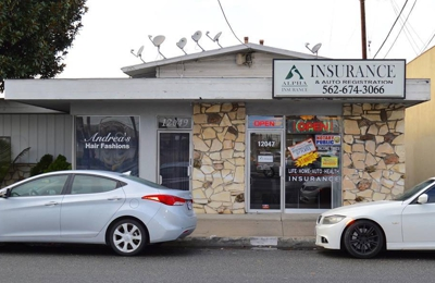 Alpha insurance & Auto Registration - Downey, CA. ALPHA INSURANCE AND AUTO REGISRTATIONS