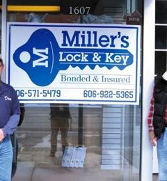 Miller's Lock & Key - Ashland, KY