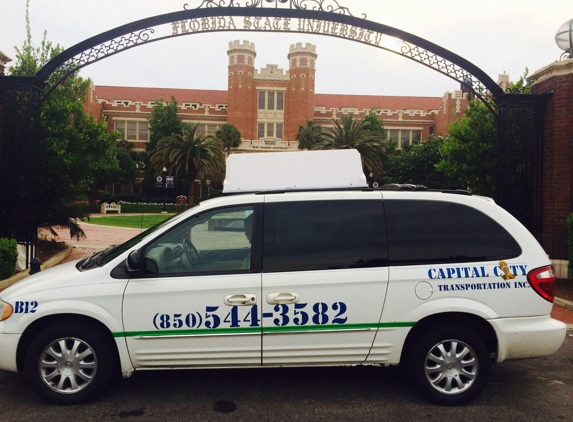 Capital City Transportation Inc. - Tallahassee, FL