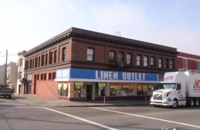 Linen Factory Outlet - San Francisco, CA