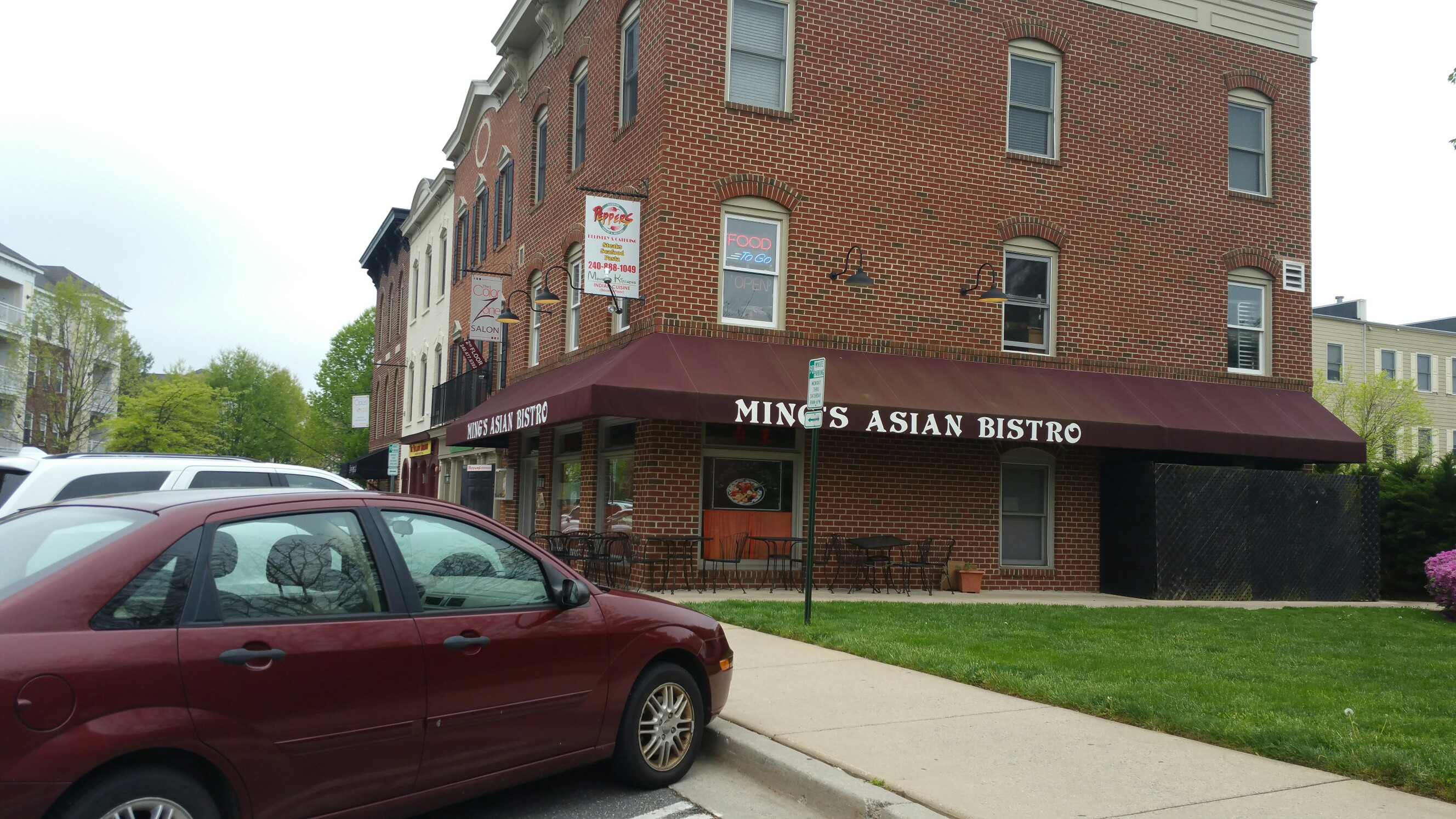 Ming s asian bistro