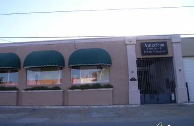 American Fine Art and Frame Company 1611 Dragon St, Dallas, TX 75207
