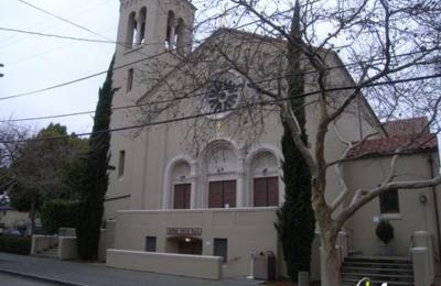 St Joseph's Roman Catholic Church - Mountain View, CA