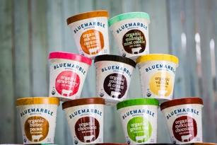 Blue Marble ice cream flavors