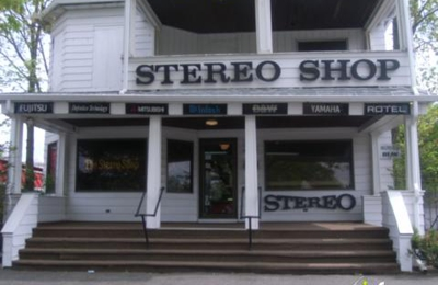 Stereo Shop - Hartford, CT