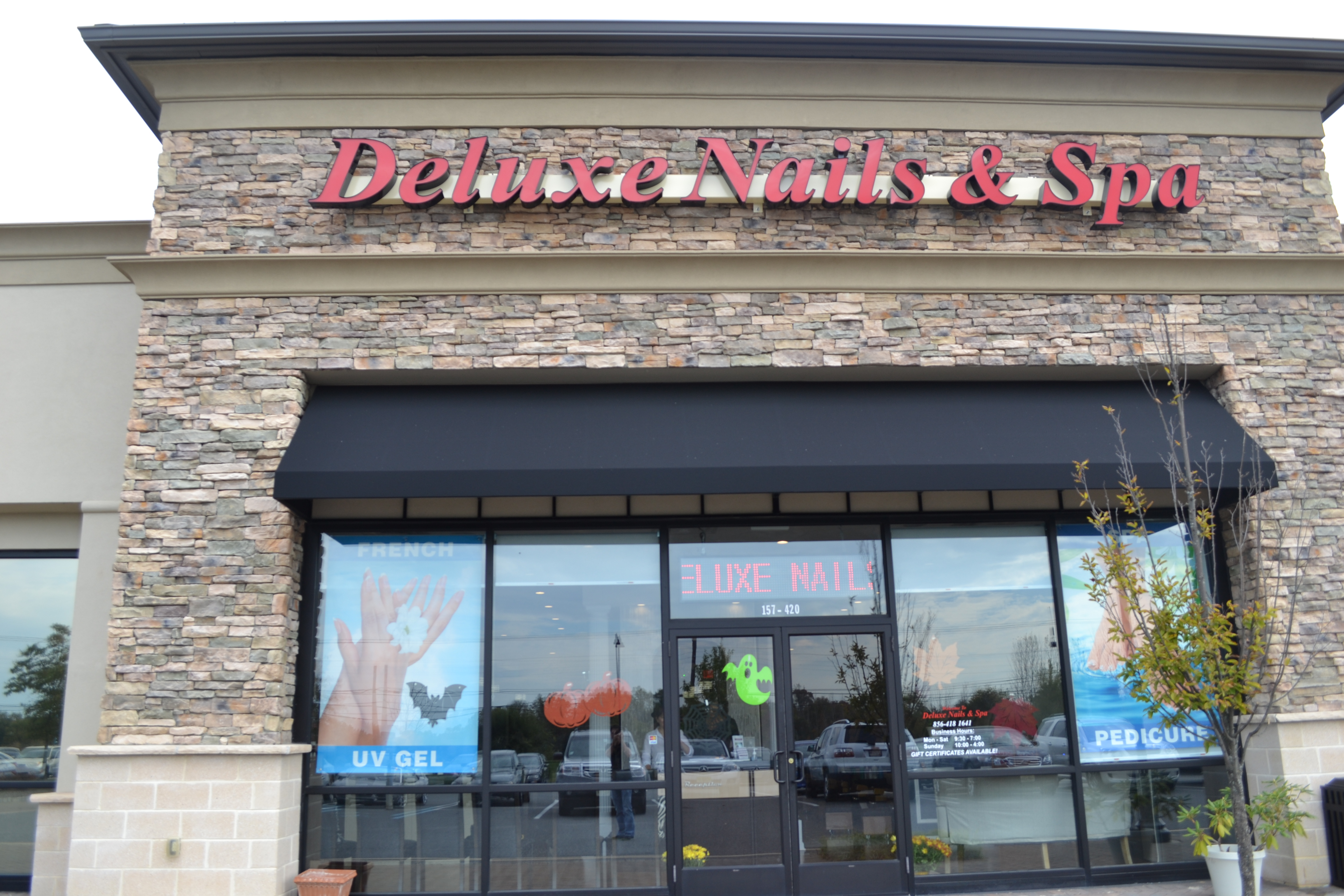 Deluxe Nail & Spa 157 Bridgeton Pike Ste 420, Mullica Hill, NJ 08062 ...