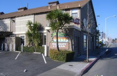 The Oasis Beer Garden - Menlo Park, CA