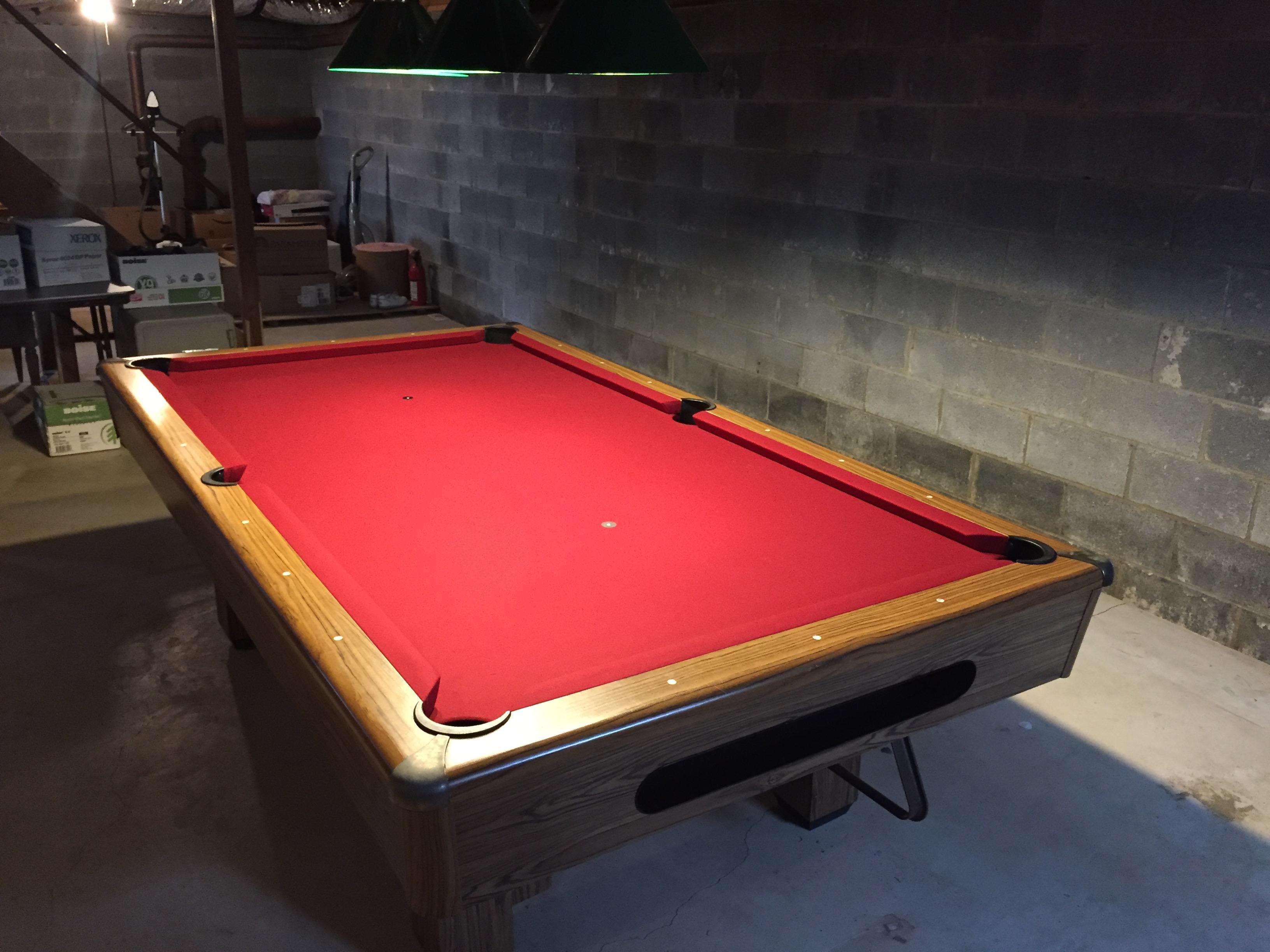 Pool Table Repair Oklahoma City Best Table - Expert pool table repair