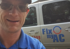 Fix My AC Inc. - Selma, TX. Service Manager