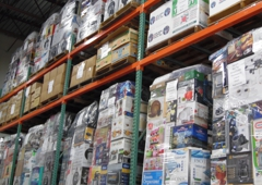 The Discount Warehouse - Sunrise, FL. Wholesale merchandise at our warehouse