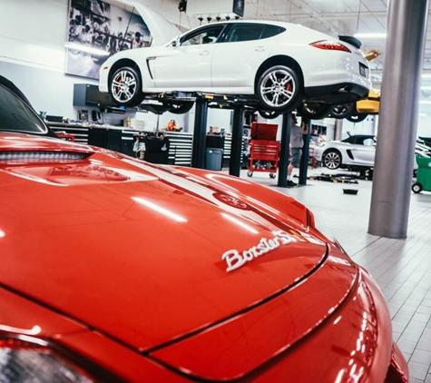 Porsche Riverside - Riverside, CA