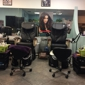 1662 Salon East - Oakland Park, FL. New pipe less pediatric chair with massage