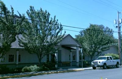 Silver Falls Library - Silverton, OR