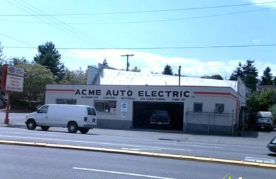 Acme Auto Electric Inc - Seattle, WA