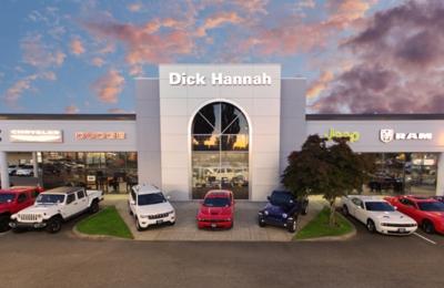 Dick Hannah Chrysler - Vancouver, WA