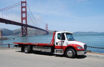 Golden  Gate Tow - San Francisco, CA