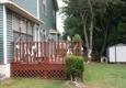 Wells Fargo Home Mortgage - Closed - Little Rock, AR. Backyard side view