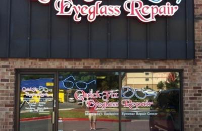 29227b77b8b Quick Fix Eyeglass Repair 9855 Washington Blvd N Ste G