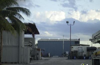 Medina Baking & Powder Prod - Fort Lauderdale, FL
