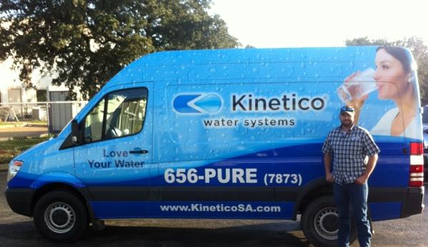Kinetico San Antonio - San Antonio, TX