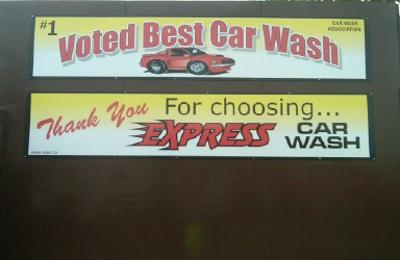 Express Car Wash - Chicago, IL