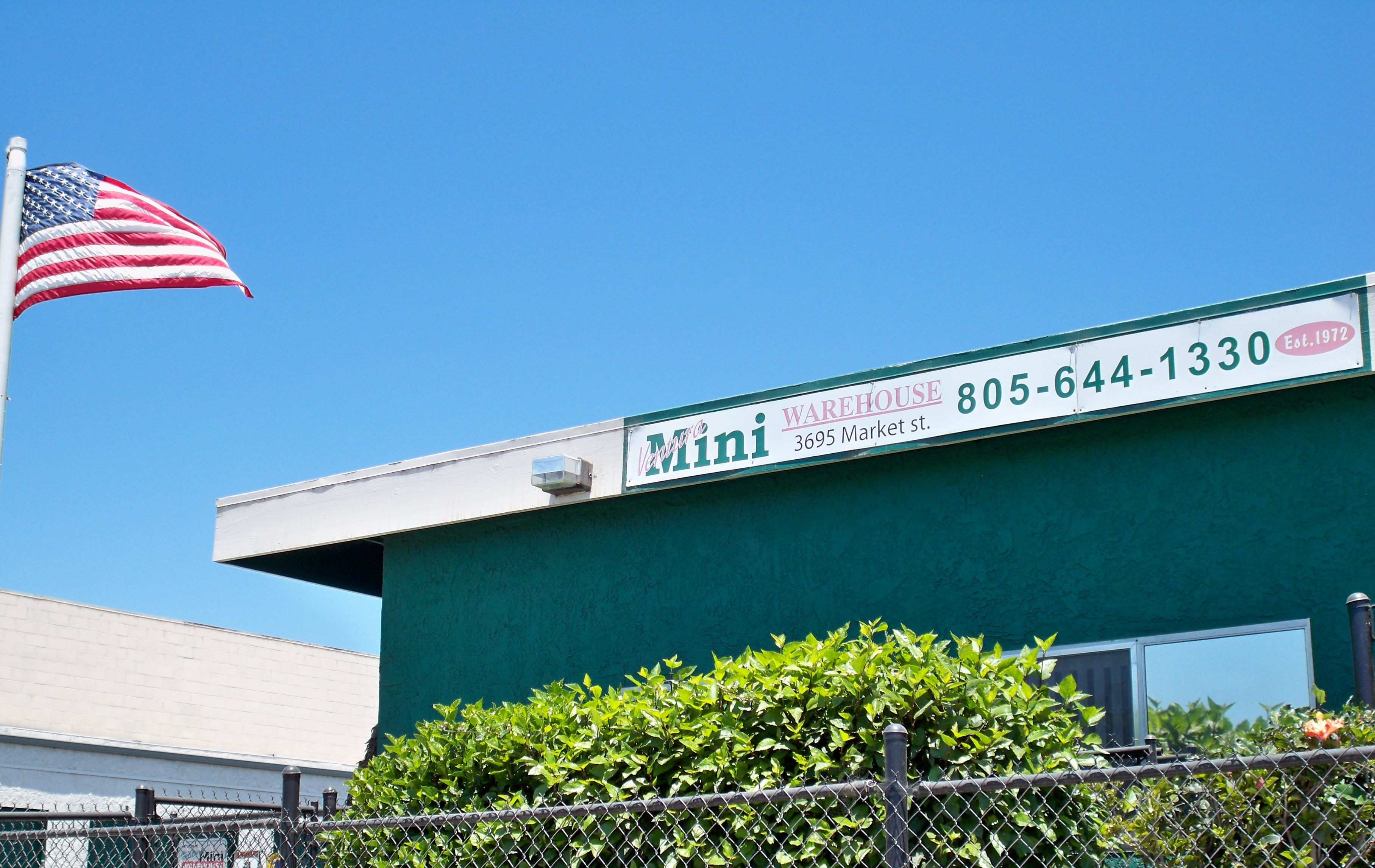 Saticoy Self Storage Los Angeles Avenue Ventura Ca Dandk