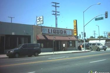 REX Liquor