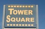 Top of Pylon Sign along E. Colonial Drive