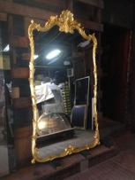 Mirror after restoration.Japanese Embassy, Washington, DC