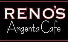Reno's Argenta Cafe