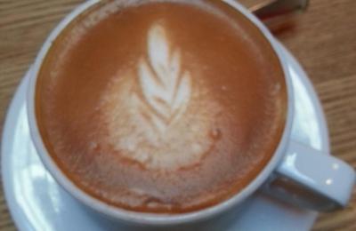 Coupa Cafe - Palo Alto, CA. coffee :-)