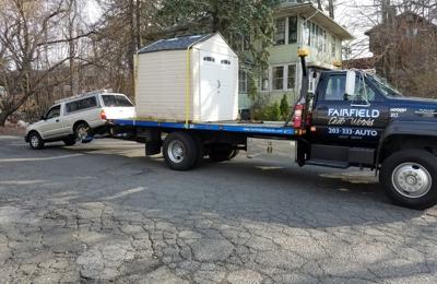 Fairfield Auto Works - Bridgeport, CT. We make it happen