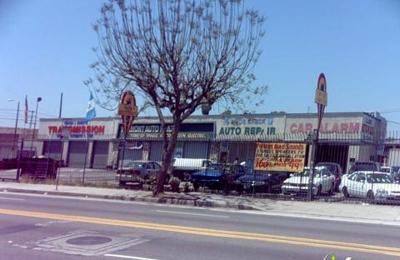 El Tigre Tires - Los Angeles, CA