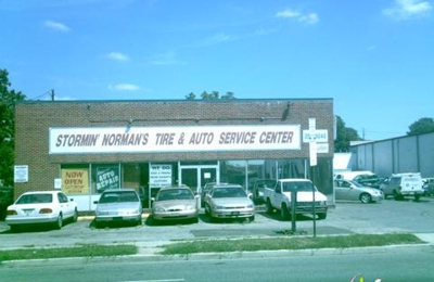 Stormin' Norman's Tire & Auto - Baltimore, MD