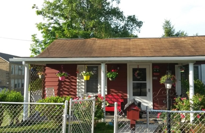 AllPro Home Improvement - Fairmont, WV. nice gutter