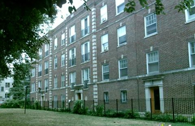 Daniel Hudson Burnham Apartments