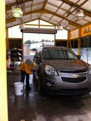 MR. BUBBLI HAND CAR WASH